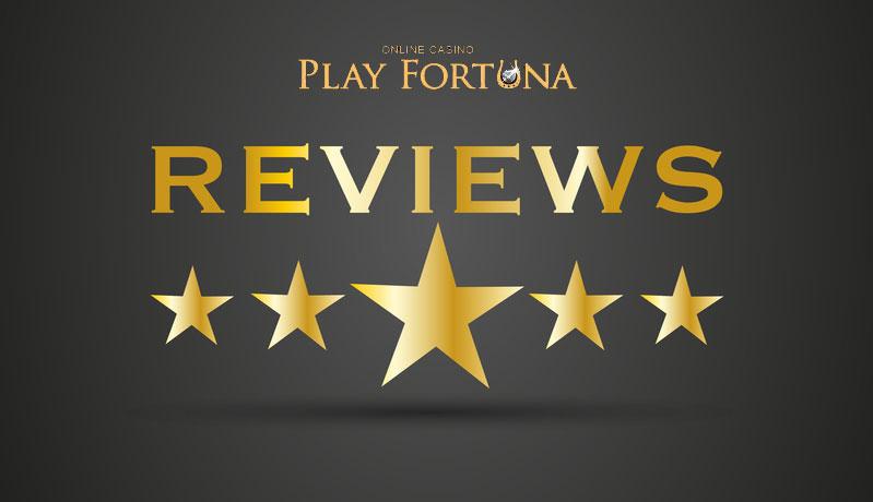 Онлайн казино Плей Фортуна отзывы