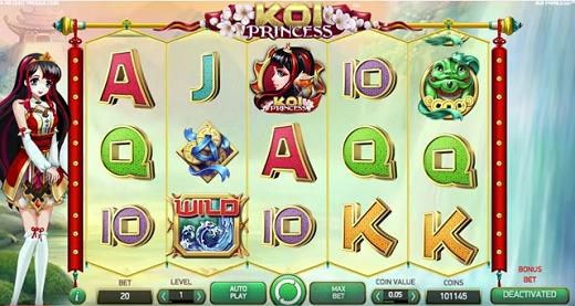 игровой автомат koi-princess-2