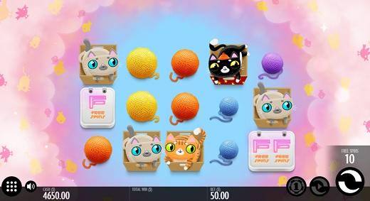 Игровой автомат Not Enough Kittens